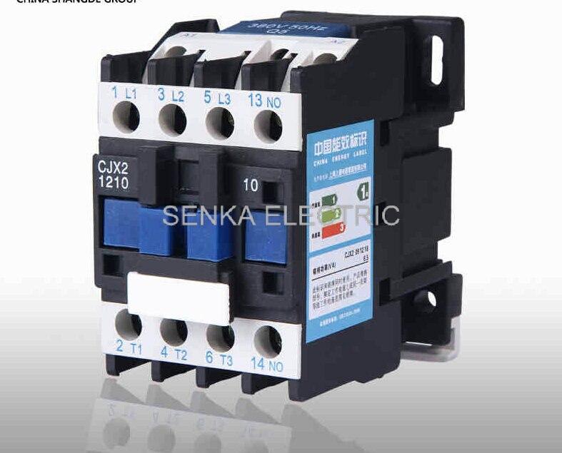 CJX2-2510 25A contacteur 220 v LC1 AC contacteur tension 380 V 220 V 110 V 36 V 24 VCJX2-2510 25A contacteur 220 v LC1 AC contacteur tension 380 V 220 V 110 V 36 V 24 V