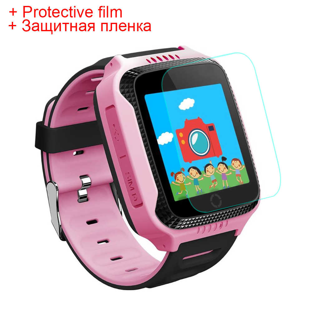 Ship from Russia Q528 Q42 Y21 Kids GPS Tracker Watch Kids Smart Watch with Camera Flash Light SOS Call Location Finder for Child