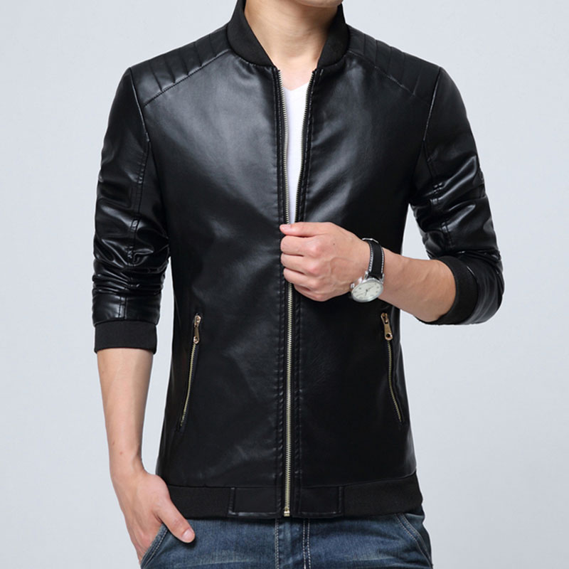 Compare Prices on Leather Coat Men Sale- Online Shopping/Buy Low ...