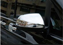 ABS Side Wing Fender Rearview Door Mirror Cover Trim For Mercedes Benz Vito Valente Metris W447 2014 2015 2016 2017 2018 abs chrome side wing fender rearview door mirror trim cover for mercedes benz v class v250 v260 v220 2014 2015 2016 2017