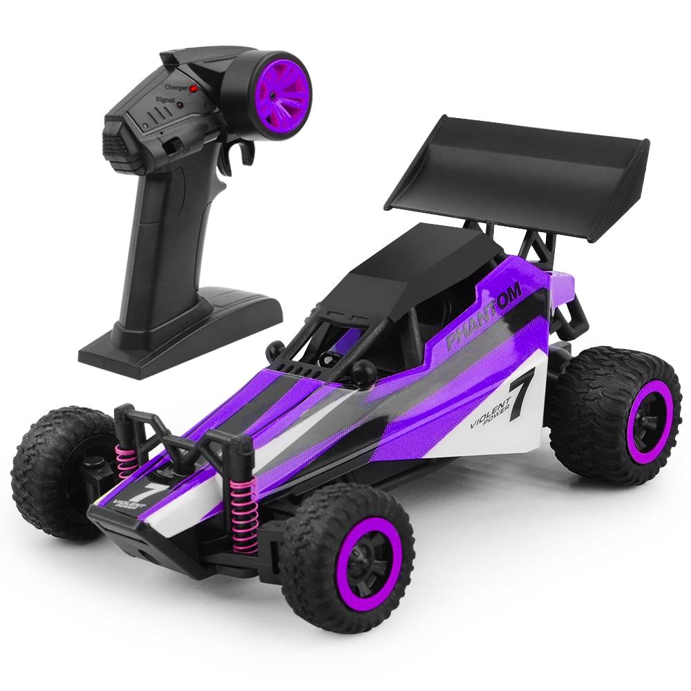 Mini RC coche de alta velocidad 20 KM/H 1/32 coche de Control remoto Auto deriva modelo RTR juguetes de Radio Control, juguetes máquina para los niños