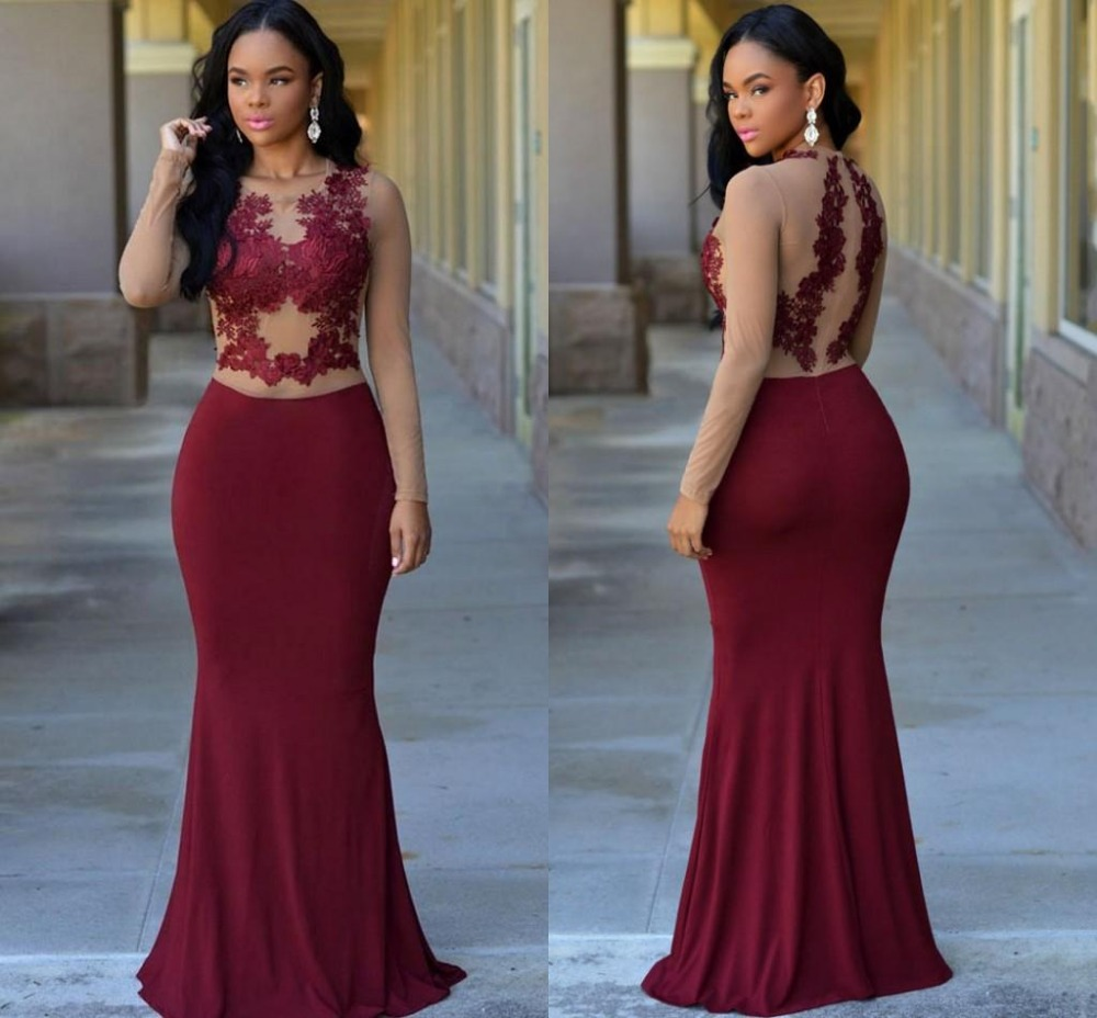 Plus Size Modest Prom Dresses with Sleeves – fashion dresses