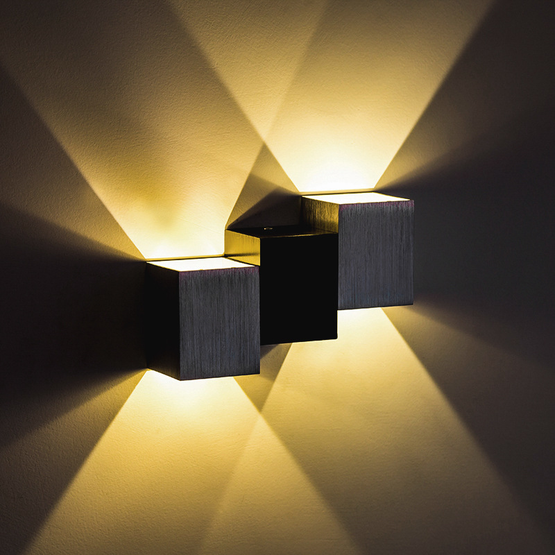 Wholesale Led wall lamp indoor wall light hotel bedside lamp head of a bed children room balcony The bedroom wall lamp lovely plane wall lamp creative arts cartoon wall lamp the bedroom of children room lamps led night light on a bedside lamp
