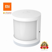 Authentic Xiaomi Infrared Movement Mi Mijia Sensor Good Human Physique Sensor for Dwelling Security Good Dwelling