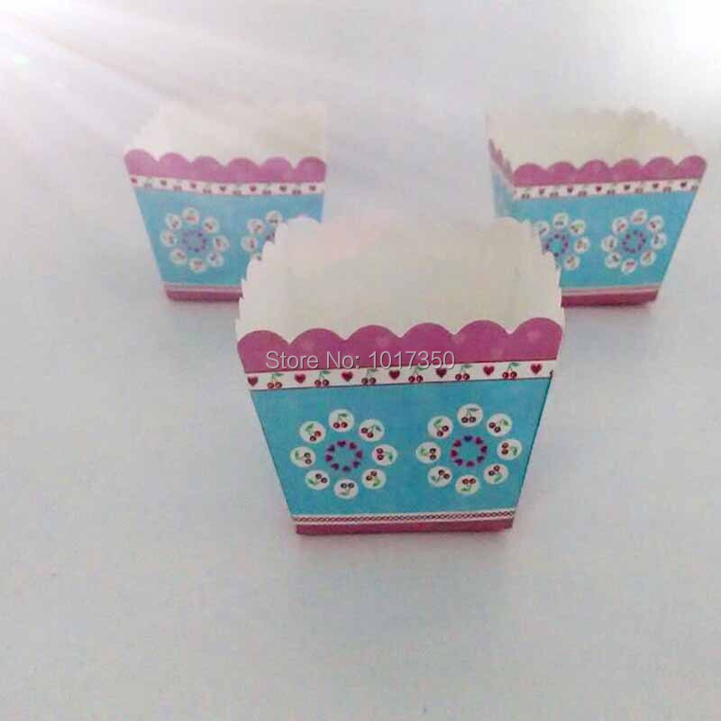 Square Paper Cupcake Liners Promotion Shop For Promotional