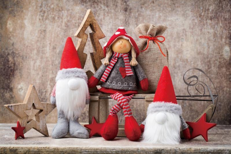 Laeacco Christmas Wooden Board Stars Santa Toy Baby Photography Background Customized Photographic Backdrop For Photo Studio