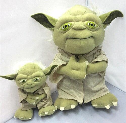 Original Star Wars Yoda Master Cute Stuff Pluschtier Puppe Kinder