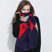 High Quality 2018 Women Cashmer Long Women Scarf Luxury Brand Pashmina Ponchos and Capes Winter Autumn Shawls Sale Items Scarves