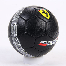 top quality soccer ball sports training 15cm PVC children fu