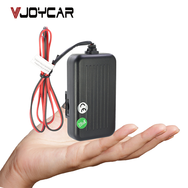 Real 2G 3G Vehicle GPS Tracker Car Builtin 700mAh Recharge Battery Car Motorcycle GPS locator Real Time Tracking Free Web&APP