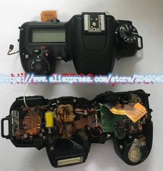 Новинка, оригинал для Nikon D7500, верхняя крышка, верхний чехол с кнопкой, Flex Flash Unit, запасная часть для камеры