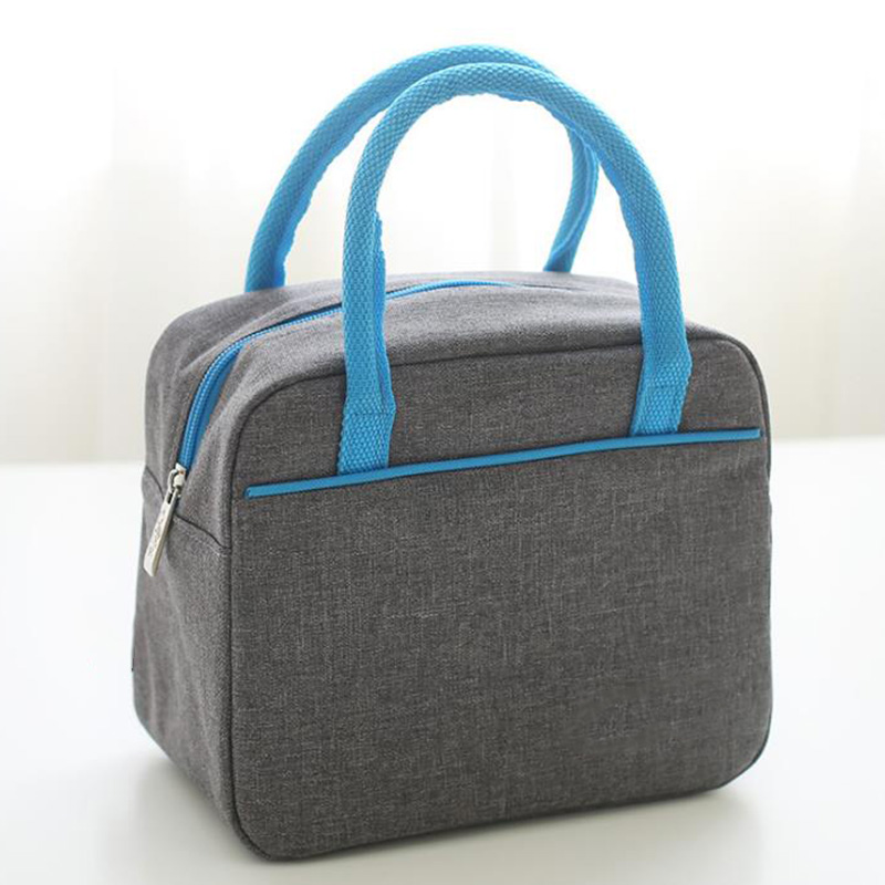 Cooler Lunch Bag Picnic Bento Box Fresh Keeping Ice Pack Food Fruit Storage Accessories Supply B2Cshop