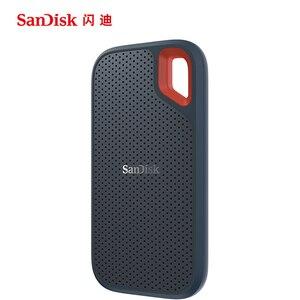Image 2 - Портативный SSD накопитель SanDisk USB Type C 250 ГБ 500 Гб внешний жесткий диск внешний ssd ТБ 500 м/с для ноутбука настольного ПК компьютера