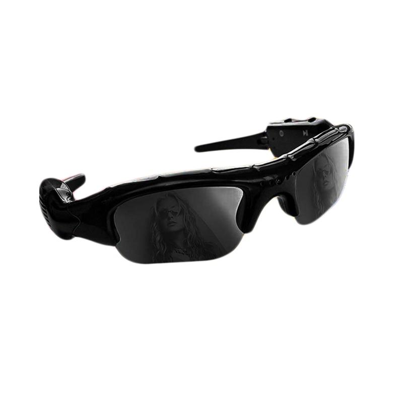 ET gran angular Mini cámara de las gafas Eyewear DV Video Recorder DVR videocámara deportes al aire libre soporte TF tarjeta para conducir gafas
