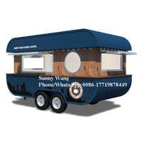 Nuevo camión de comida rápida para cocina al aire libre con equipo de cocina/camión de comida móvil de fábrica de China para la venta