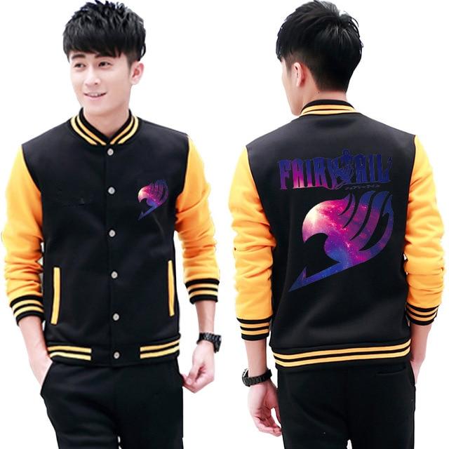 Fairy Tail Cosplay Hoodie Jacket