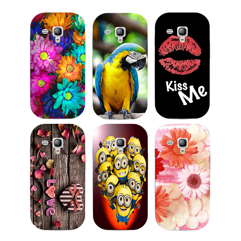Coque Für <font><b>Samsung</b></font> Galaxy S Duos GT S7562 GT-S7562 <font><b>7562</b></font> Trend Plus S7580 S7582 GT-S7580 GT-S7582 Back Cover Fest Phone fall image