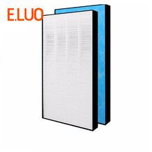 400*232*33mm high efficiency hepa filter dust collector of air purifier parts for ACK70N ACK70P etc