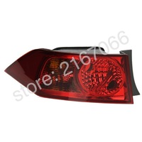Tail Light Left fits HONDA ACCORD 2002 2003 2004 2005 2006 2007 2008 Rear Lamp Driver side