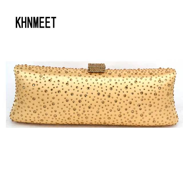 2ec8917ccc Yellow Crystal Evening Clutch Bag Cheaper hotfix rhinestones Bridal Party  Purse Boutique Evening bag Shoulder bags Handbags 21
