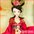 2016 New Kurhn Doll Chinese Princess Wen Cheng 28cm Toys Doll 1/6 Bjd Jointed Doll Girls Toys Kids Gifts Birthday Presents