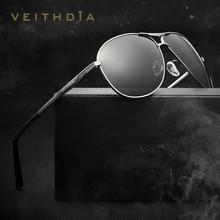 VEITHDIA Men's Polarized Lens Sun Glasses Oculos masculino Male Sunglasses For Men Summer Style Eyewears Accessories 2556