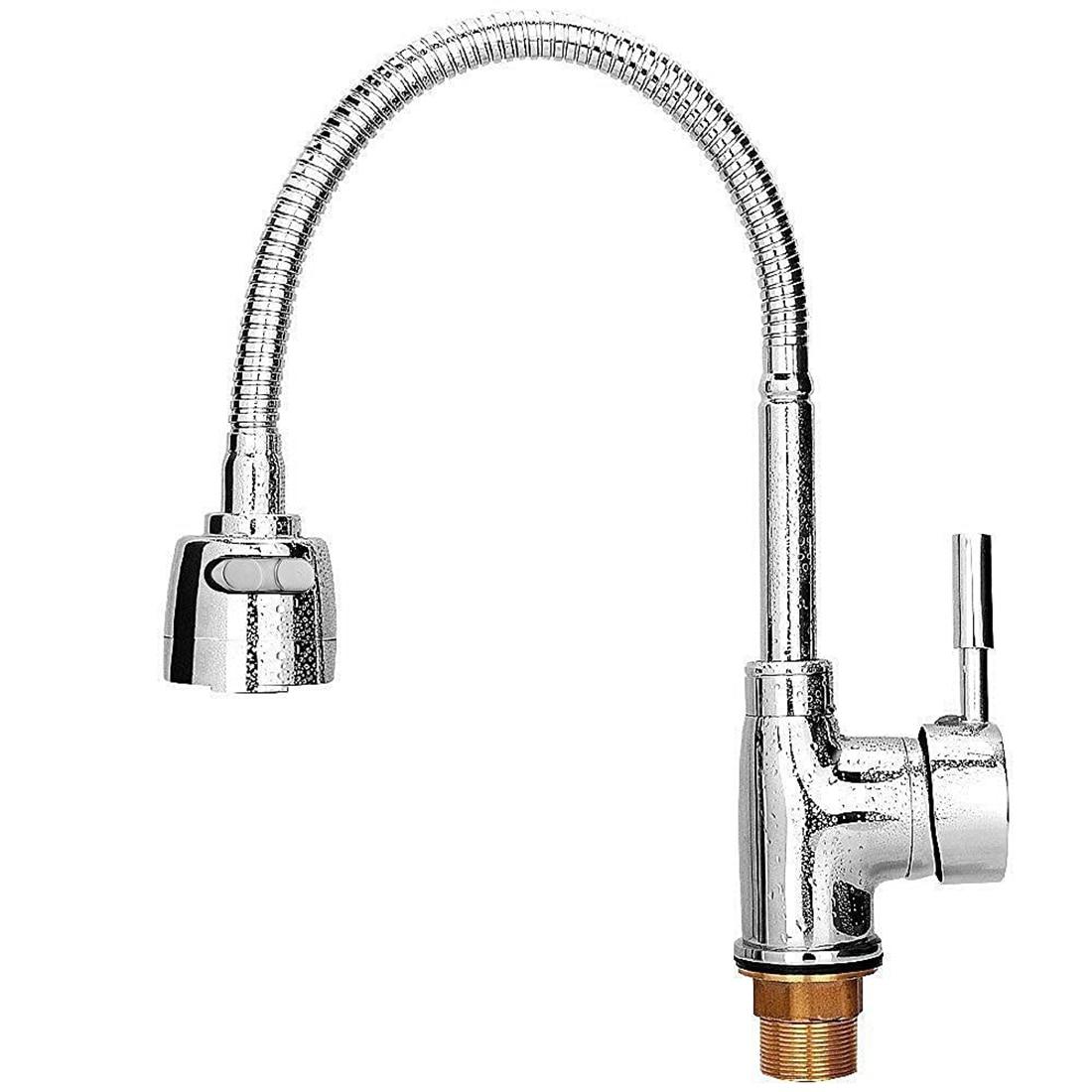 DKA tap water faucet kitchen faucet chrome DKA 2