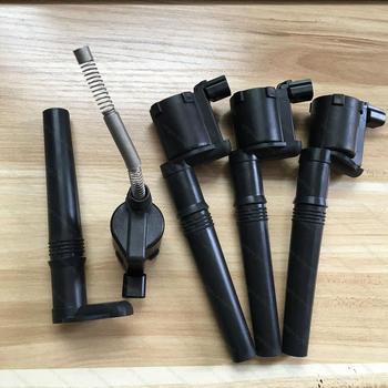 4pcs/lot Original Ignition Coil for FORD GT Mustang fits UF-191 / DG-492 / DG-512 / DG-543 / UF191 4L7E-12A366-AA фото