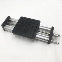 Funssor DIY 250mm NEMA 23 c beam Z axis kit TR8*8 lead screw XLarge Linear Actuator Bundle for 3D printer