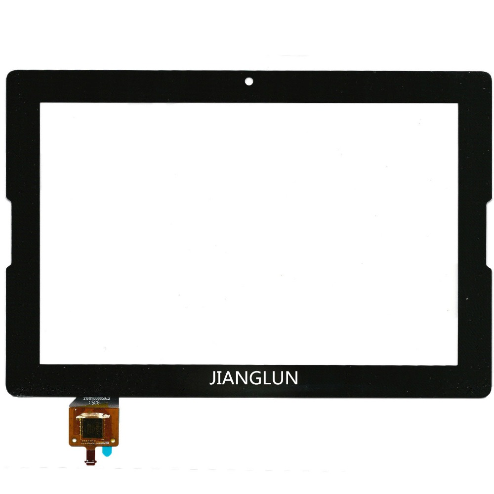 JIANGLUN Touch Screen Digitizer Glass Replacement For Lenovo A10-70 A7600-H Tab touch screen replacement module for nds lite