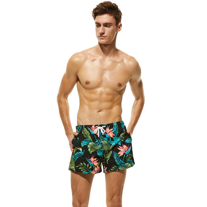 Men Beach   Short   De Bain Summer Sport Surf Sexy Bathing For Men Quick Dry Bermudas Playa Hombre   Board     Shorts