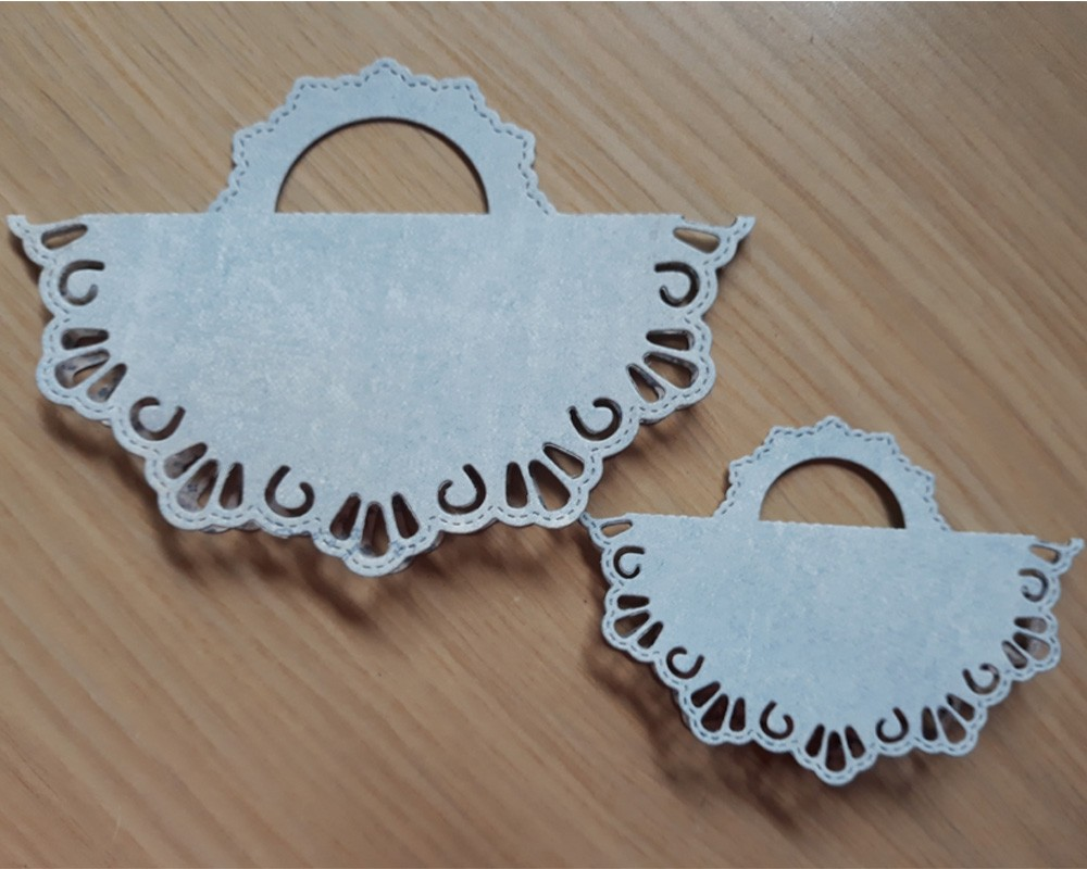 Bag Topper Doilly Cutting Dies