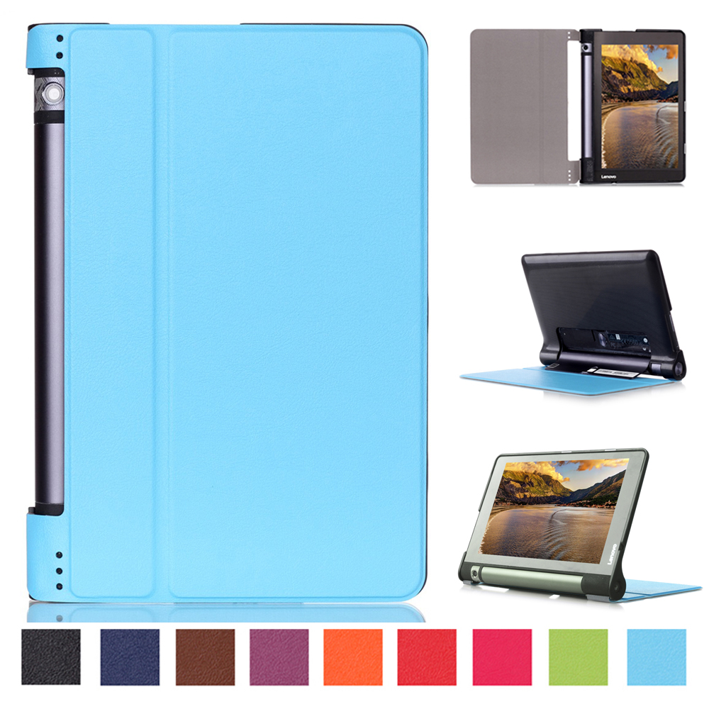 Ultra õhuke nutikate PU nahkkottega ümbrisekott 2015. aastal Lenovo - Tahvelarvutite tarvikud - Foto 3