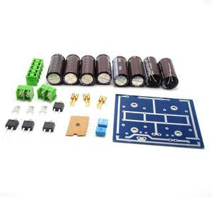 Image 3 - DIY Kits HIFI Stereo 63V 2200Uf x 8 + MUR860G x 4 Power Supply Board