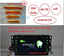 7 2 din Android 6 0 car dvd gps for Chevrolet epica capativa tosca 4G LTE