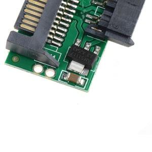 Image 5 - Pro 1,8 Micro MSATA SSD до 7 + 15 2,5 дюймов SATA адаптер конвертер плата карты