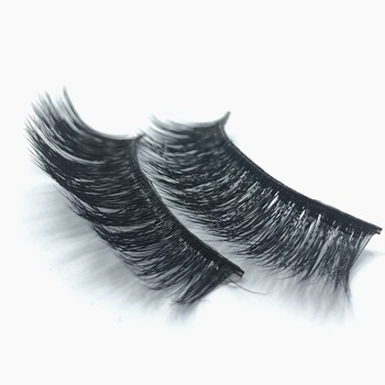 3D Mink Eyelashes make up fast ship party faux Mink Lashes Handmade Full Strips Eye Lashes 16 Styles Cilios natural long