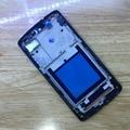 Оригинал Для LG Nexus 5 D820 Передняя ЖК Ближний Знака Рамка Рамка Шасси Крышка Корпуса с Наклейкой