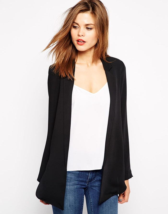 Womens Soft Blazer | Fashion Ql