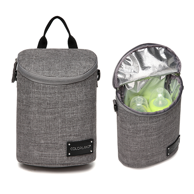 Fashion Portable Insulated Thermal Food Lunch Bags For Women Kids Men Waterproof Cooler Box Tote