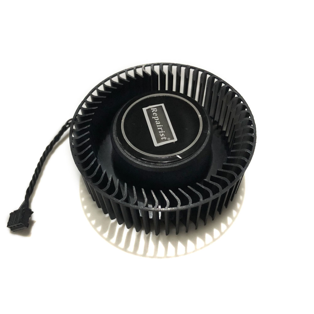 GTX-1080-TI GPU VGA Card Cooler Fan For MSI <font><b>GeForce</b></font> <font><b>GTX1070Ti</b></font> GTX1080 GTX 1080Ti Founders Edition Graphics Cards As Replacement image