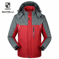 new winter big yards size L 6XL7XL8XL9XL Plus thick velvet Men's coat jacket Wind and waterproof warm Cold casual jacket