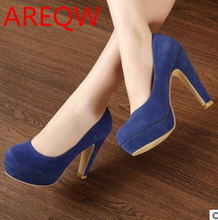 New Sexy Platform High Heels Shoes Women Party Shoes for Woman Fashion Pumps Zapatos Mujer B1