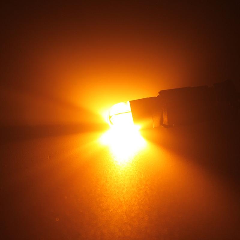 Autós stílusú W5W LED T10 3030 2SMD automatikus lámpák 168 194 - Autó világítás - Fénykép 5