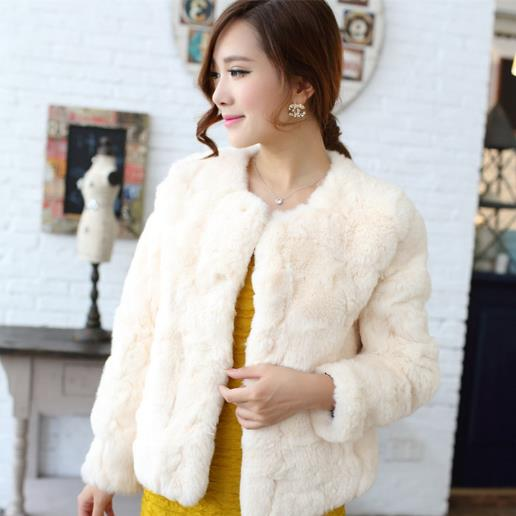 Clobee Women faux fur Coats 2018 winter elegant white faux fur coat women  fluffy warm long sleeve outerwear black jackets M916 52cfcbb7daa9