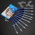 Kit Para Blanquear los dientes Sistema de Blanqueamiento de Dientes Blanco con 44% Peróxido De Gel Blanqueador de Dientes Kit Oral Dental Equipo de Luz Láser