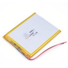 Hohe kapazität 3,7 V 4000 mAh 407295 neue U25GT lithium-polymer batterie produkt batterien tablet pc 047295 407095 357095