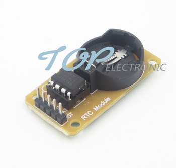 1PCS RTC DS1302 Real Time Clock Module For  ARM PIC SMD