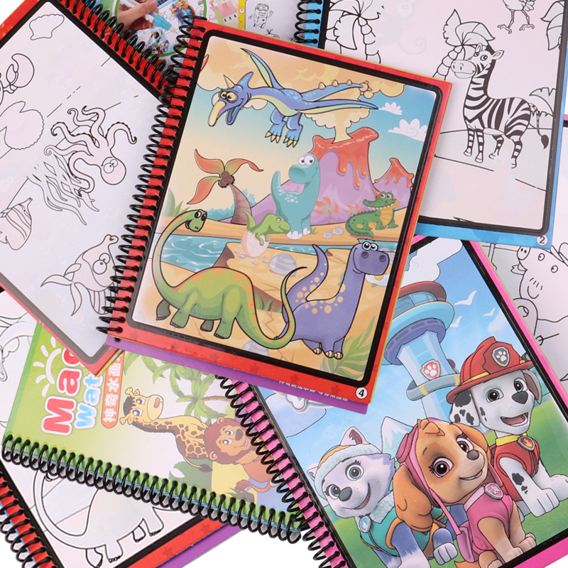 10 Disegni Per Bambini Giocattoli Educativi Acqua Tavolo Da Disegno