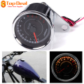 New Motorcycle Speedometer Tachometer Odometer Rev Counter 0-13000 RPM